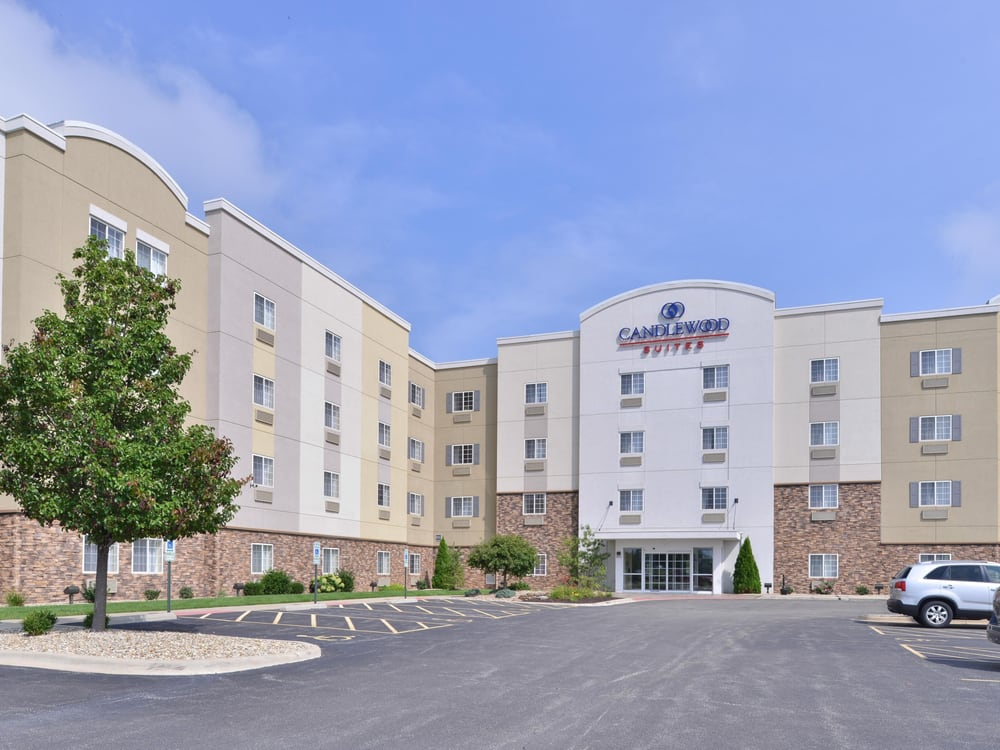 Candlewood Suites Springfield: 2501 Sunrise Dr, Springfield, IL