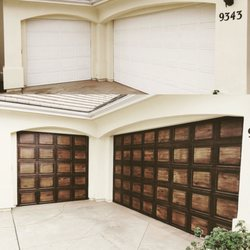 Photo Of Showcase Doors   Los Angeles, CA, United States. Faux Painted  Existing
