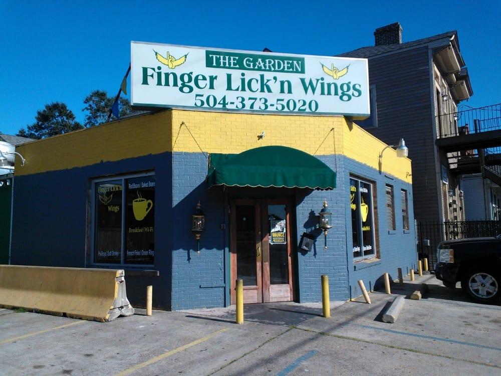 Finger Lick N Wings Geschlossen Chicken Wings 739 Jackson Ave Lower Garden District New
