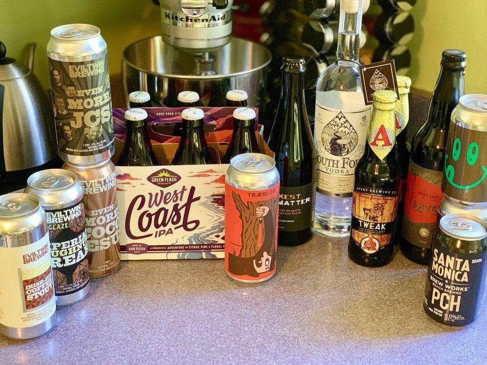 Long's Bottle Shop: 420 Colfax Ave, Grass Valley, CA