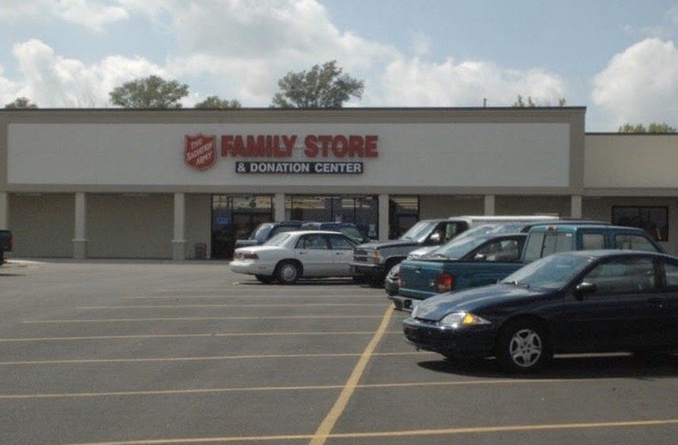 The Salvation Army Family Store & Donation Center: 616 South 130th St, Bonner Springs, KS