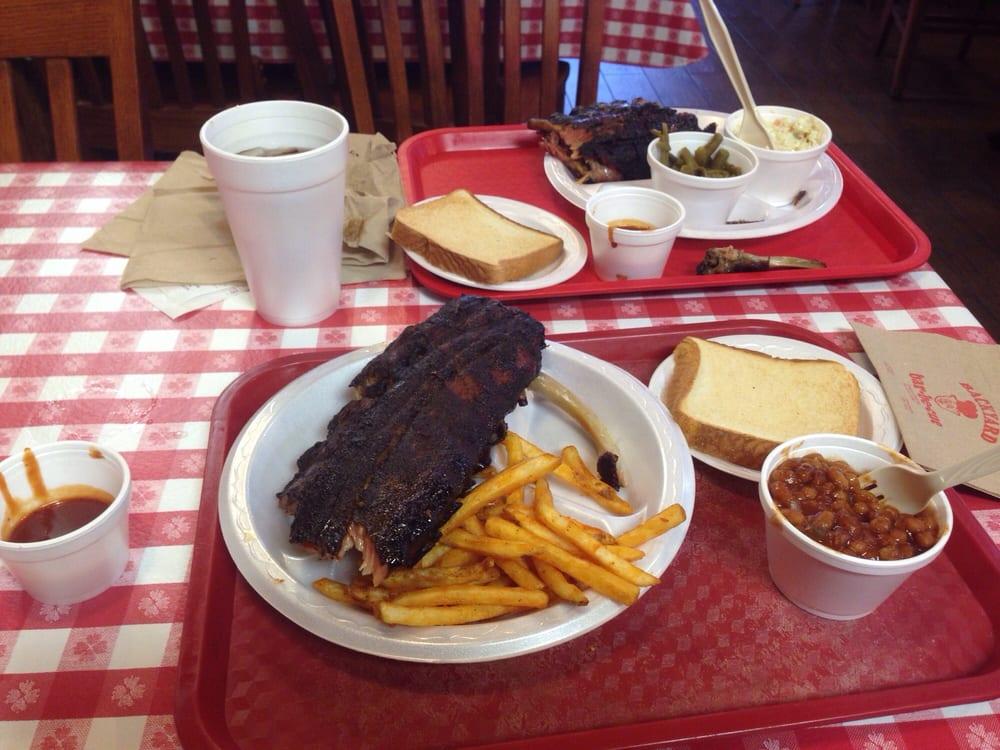 Backyard BBQ - Barbeque - 703 E Main St, Brownsville, TN ...