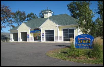 Sparkle Clean Car Wash: 1181 Union Ave, Laconia, NH