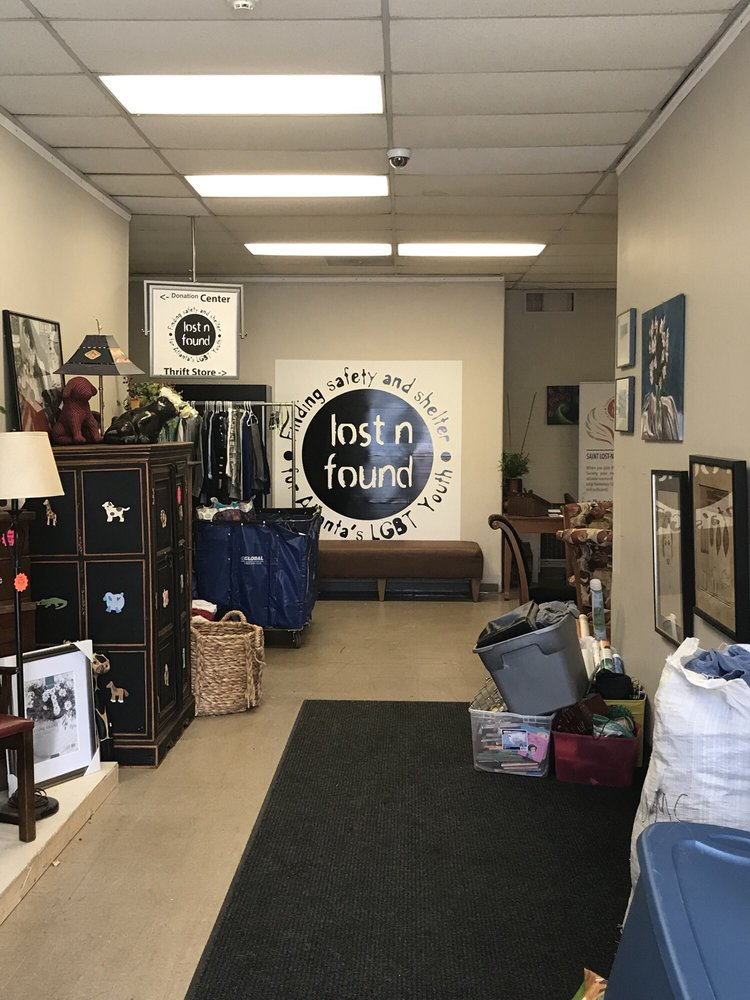 Lost-N-Found Thrift Store: 2585 Chantilly Dr NE, Atlanta, GA