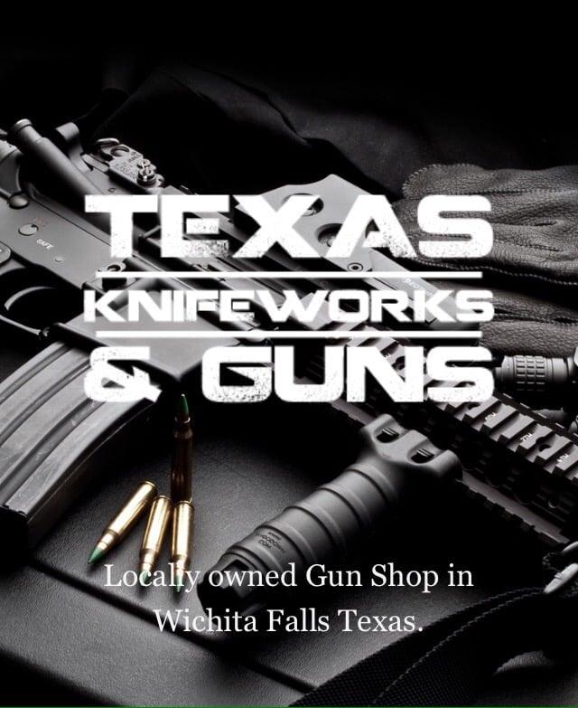 Texas Knifeworks and Guns: 4708 K Mart Dr, Wichita Falls, TX