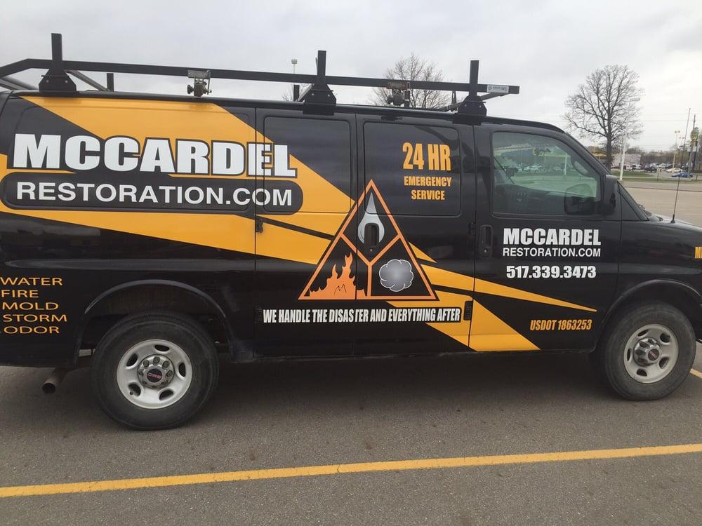 McCardel Restoration, LLC: 4100 Hunsaker Dr, East Lansing, MI