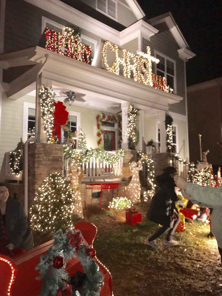 Christmas Town USA: 122 Main St, McAdenville, NC