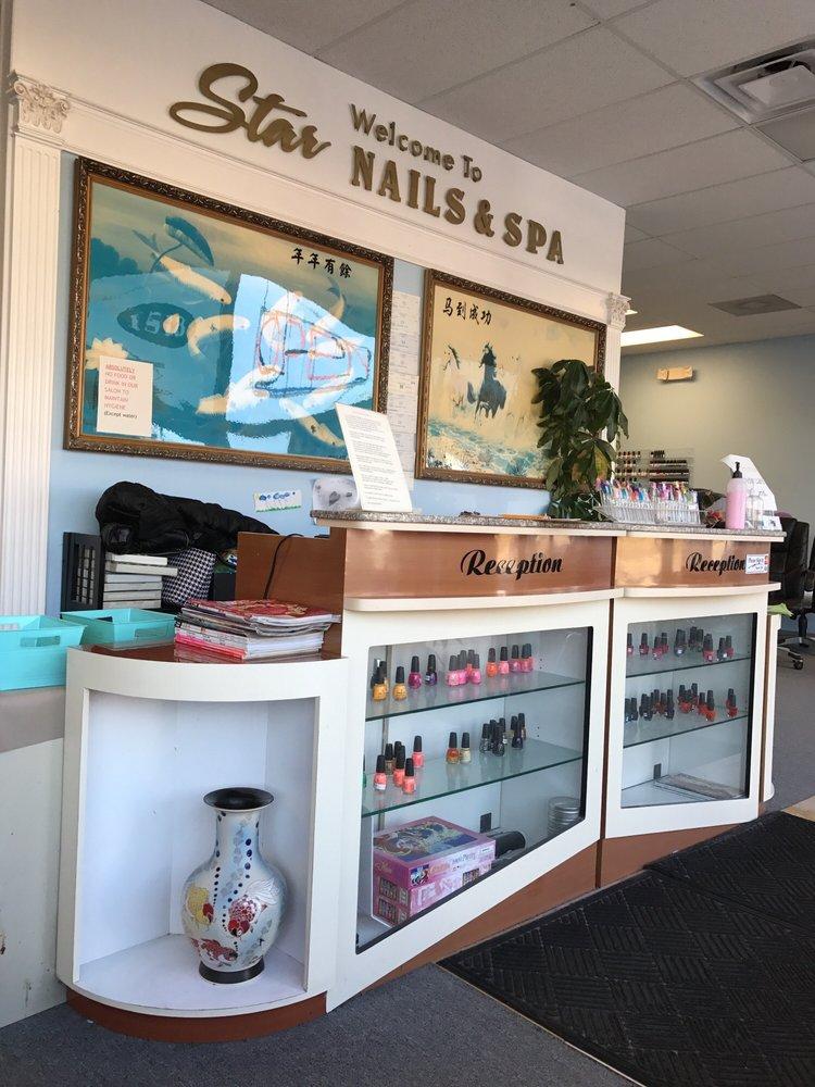 Star nails and spa 111 photos 16 reviews nail salons for 4 sisters nail salon hours