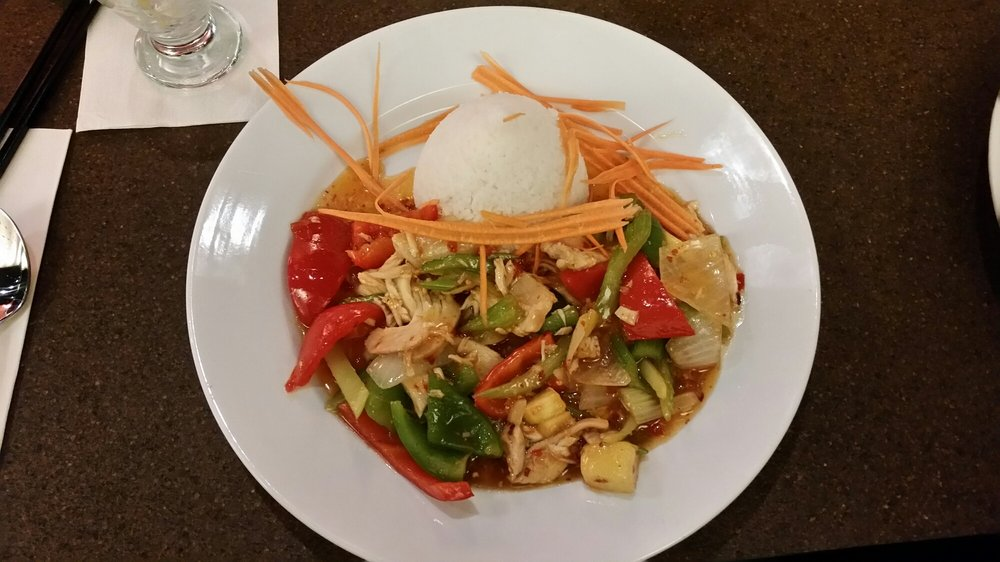Thai Time: 3395 Howard Avenue, Windsor, ON