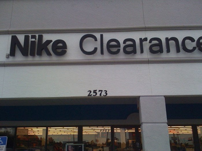 Nike Clearance Store - Kissimmee miles away Old Vineland Rd., Kissimmee FL +1 ()