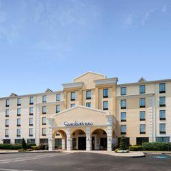 Photo Of Comfort Inn Oak Ridge Knoxville Tn United States