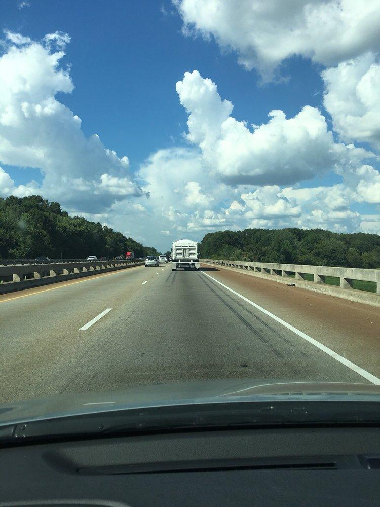 I-65 Tennessee River bridge: I-65, Decatur, AL