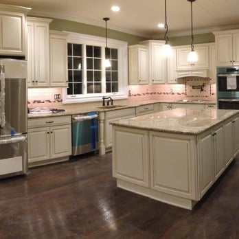Diamond Cabinets Sterling Maple Cabinets With Coconut Paint