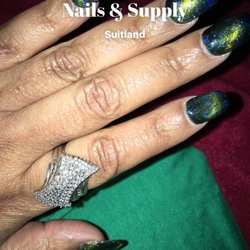 Photo of Perfect Ten Nails & Supply - Suitland, MD, United States. Tina