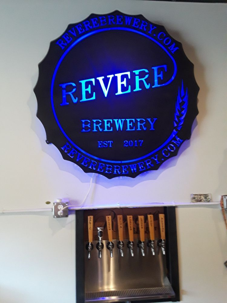 Revere Brewery: 1313 E Broad St, Tamaqua, PA