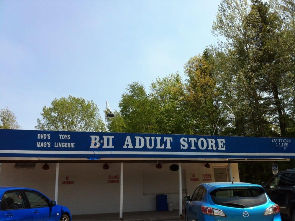 Bll Adult Bookstore: 5743 M 33, Alger, MI
