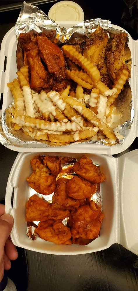 J Wings: 1709 Decatur Hwy, Fultondale, AL