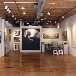 Chase Young Gallery - Art Galleries - 450 Harrison Ave