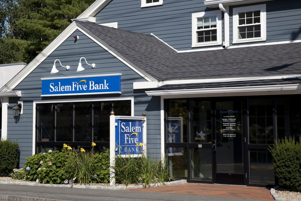 Salem Five - 27 Locations, Hours, Phone Numbers