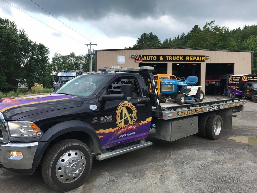 Towing business in Brattleboro, VT