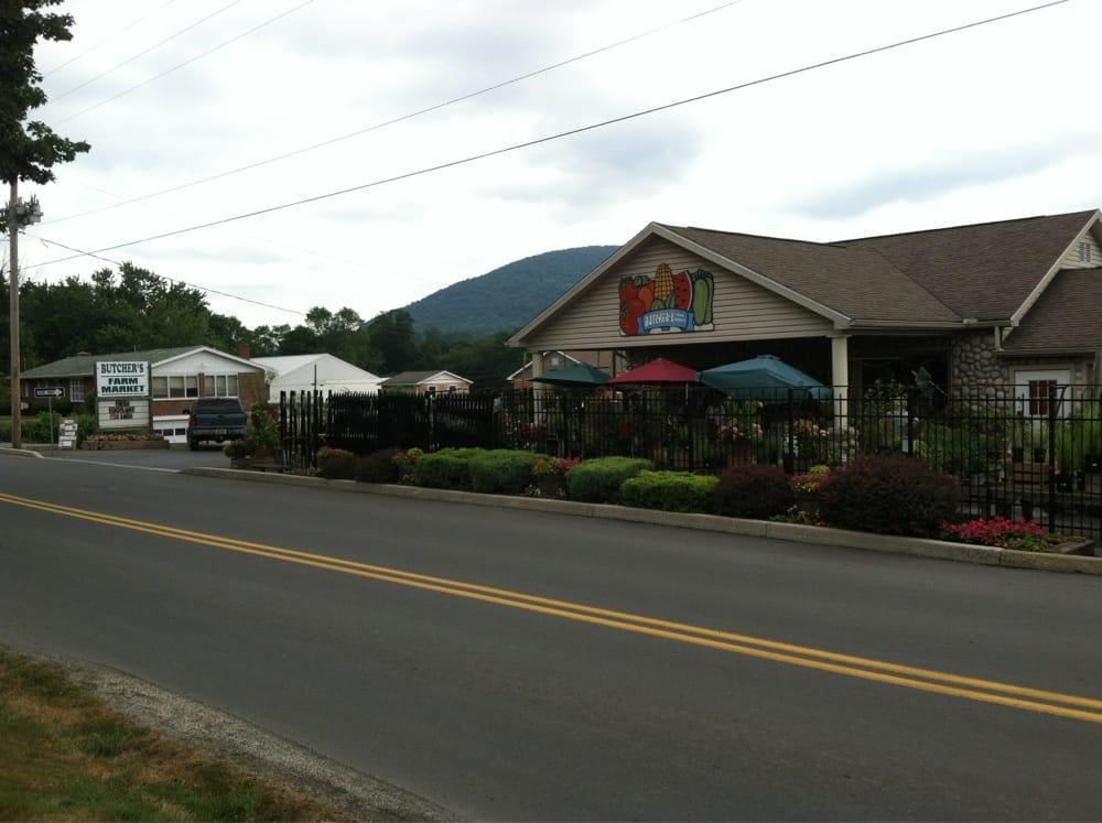 Butcher's Farm Market: 2-6 4th St, Newport, PA