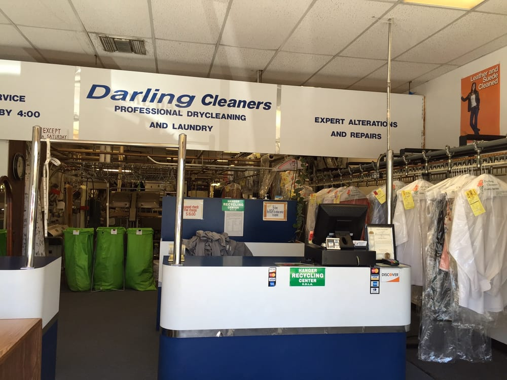 Darling Cleaners: 23735 Roscoe Blvd, Canoga Park, CA