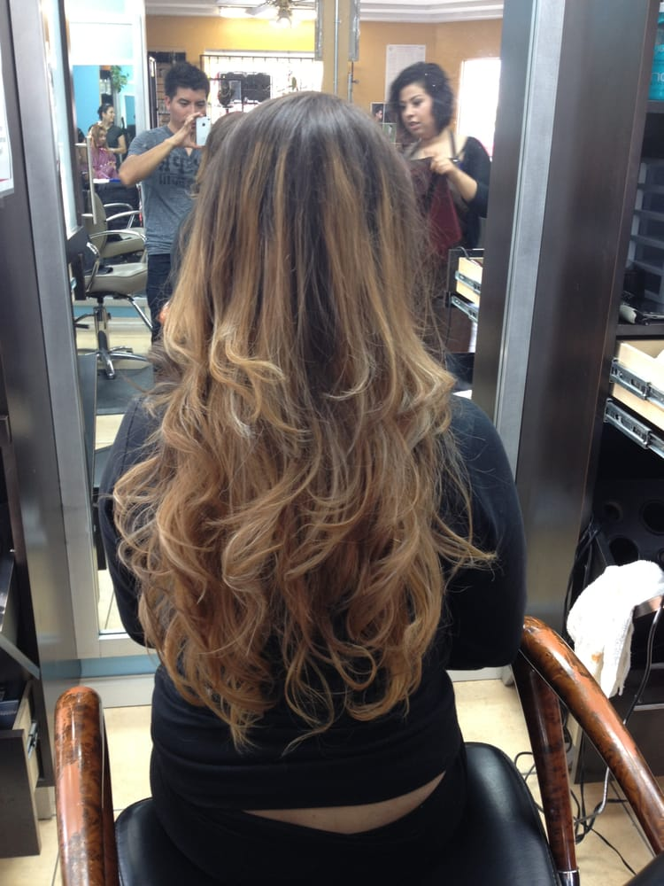 Hombre hair color yelp - Expressions hair salon ...