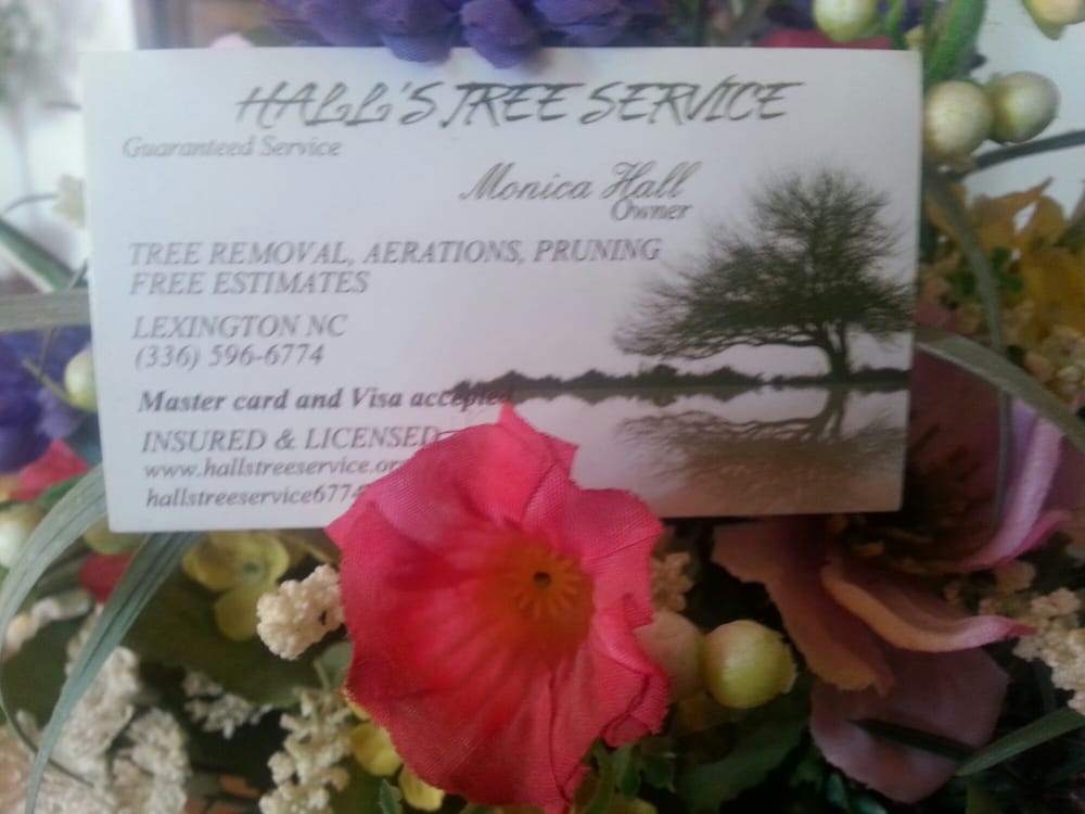 Halls Tree Service - 21 Photos - Tree Services - 529 Wafford Rd ...