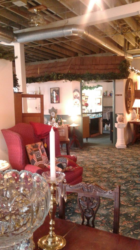 The Olde Piano Factory Antique Mall: 307 N 2nd St, Ripley, OH