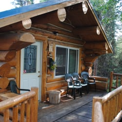 Gentil Photo Of Fish Alaska Log Cabin Lodge   Soldotna, AK, United States. Relax