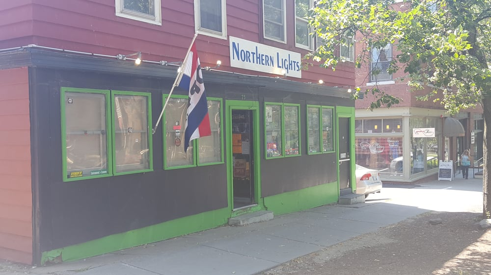 Northern Lights: 75 Main St, Burlington, VT