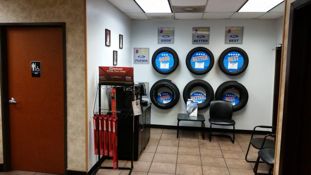 Leif Johnson Ford Austin Tx >> Leif Johnson Ford - 60 Photos & 390 Reviews - Auto Repair ...