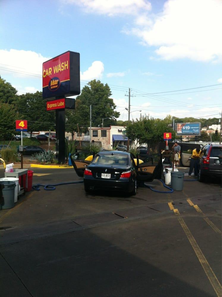 Car Wash Ponce De Leon Ave