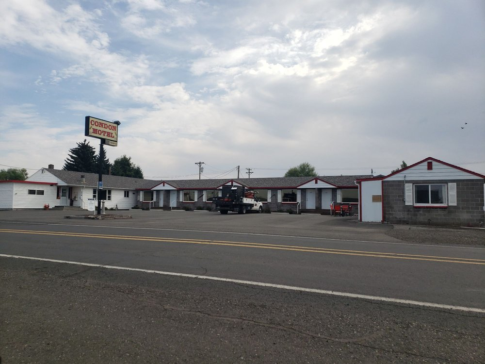 Condon Motel: 216 N Washington St, Condon, OR