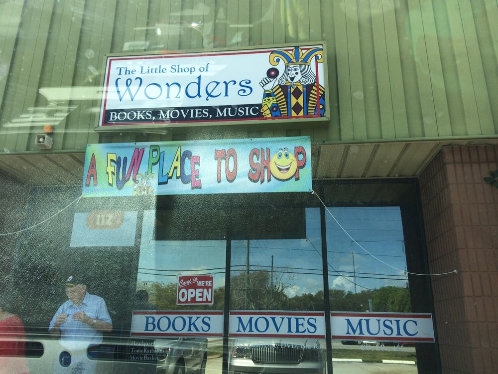 The Little Shop of Wonders: 1710 N Hercules Ave, Clearwater, FL