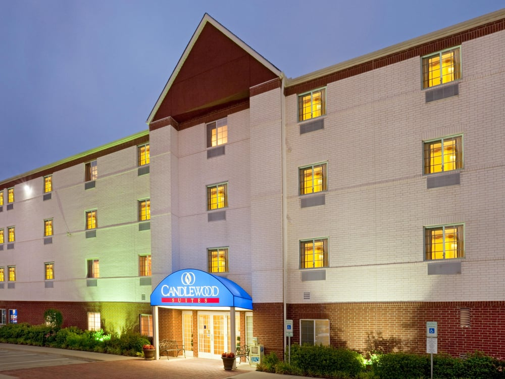 Candlewood Suites Tyler: 315 E Rieck Rd, Tyler, TX