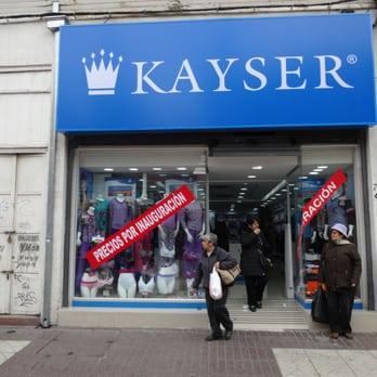 disfruta el precio más bajo última moda diseño innovador Kayser - Moda - San Diego 1891, Santiago Centro, RM Santiago ...