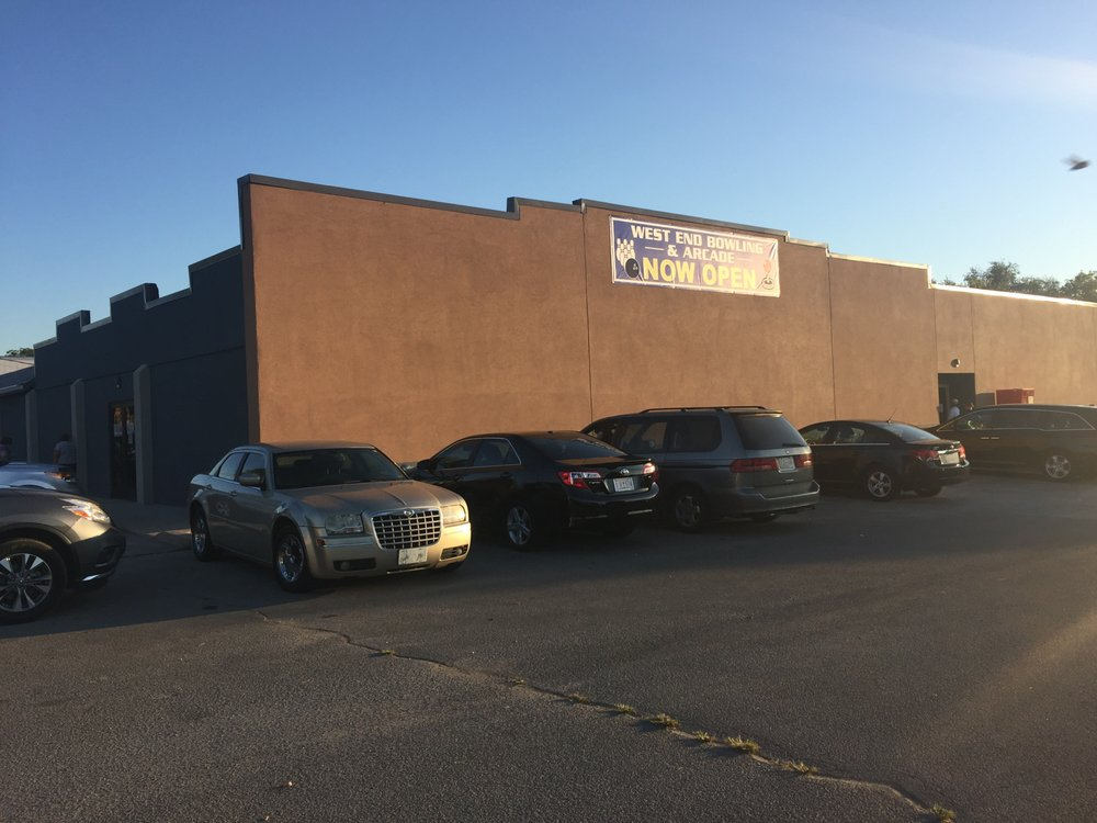 West End Bowling & Arcade: 125 Pearce Dr, Morristown, TN