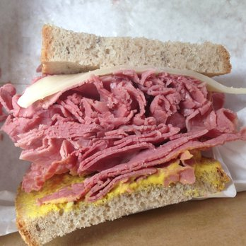 Photo Of The Corned Beef Factory Sandwich Shop Chicago Il United States