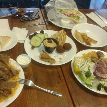 Little Greek Fresh Grill - Order Online - 78 Photos & 77 Reviews