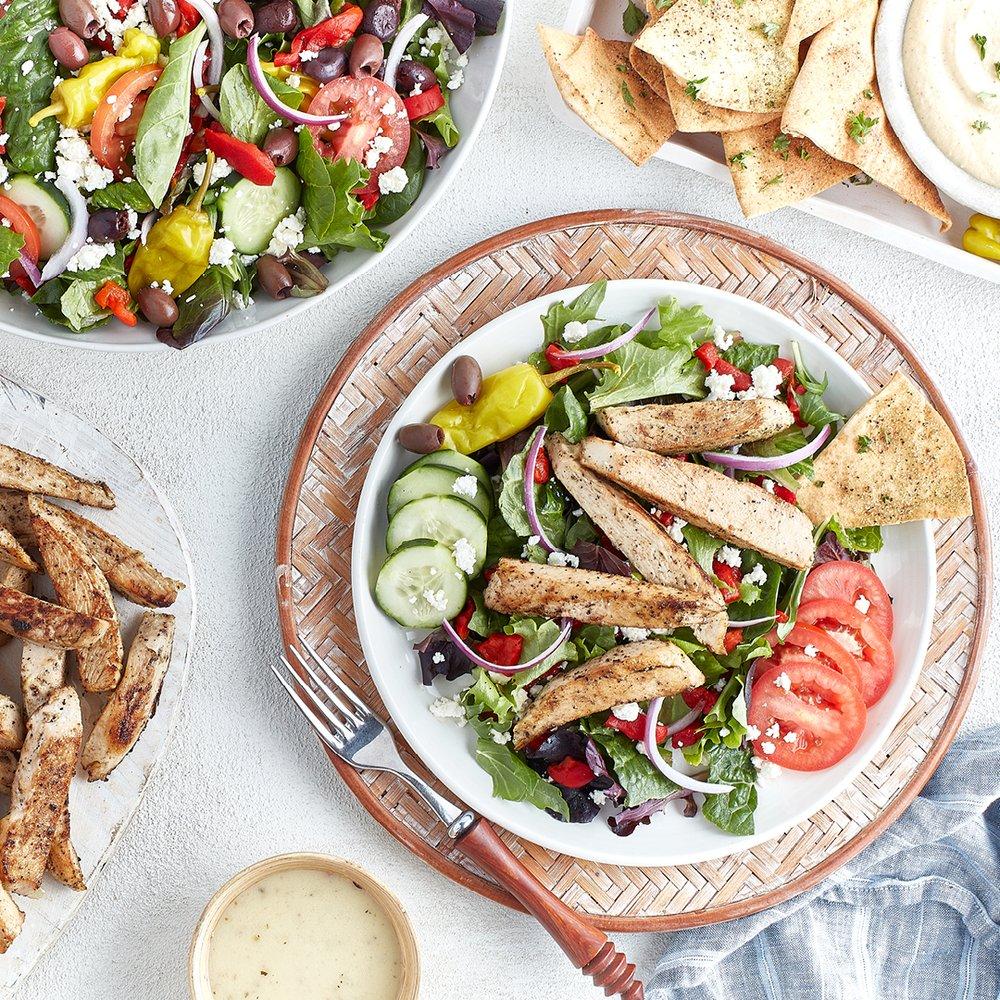Taziki's Mediterranean Cafe - Florence: 261 Cox Creek Pkwy, Florence, AL