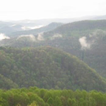 Photo Of Pipestem Resort State Park   Pipestem, WV, United States. View From