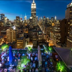 Genial Photo Of 230 Fifth Rooftop Bar   New York, NY, United States