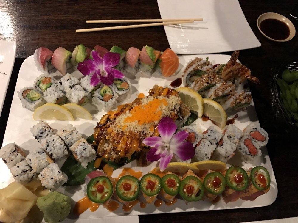 Nagoya Steakhouse & Sushi: 3760 Ctr St NE, Salem, OR