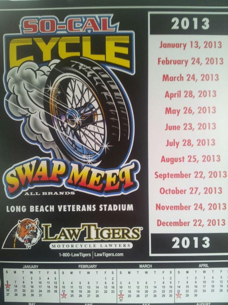long beach veterans bike swap meet