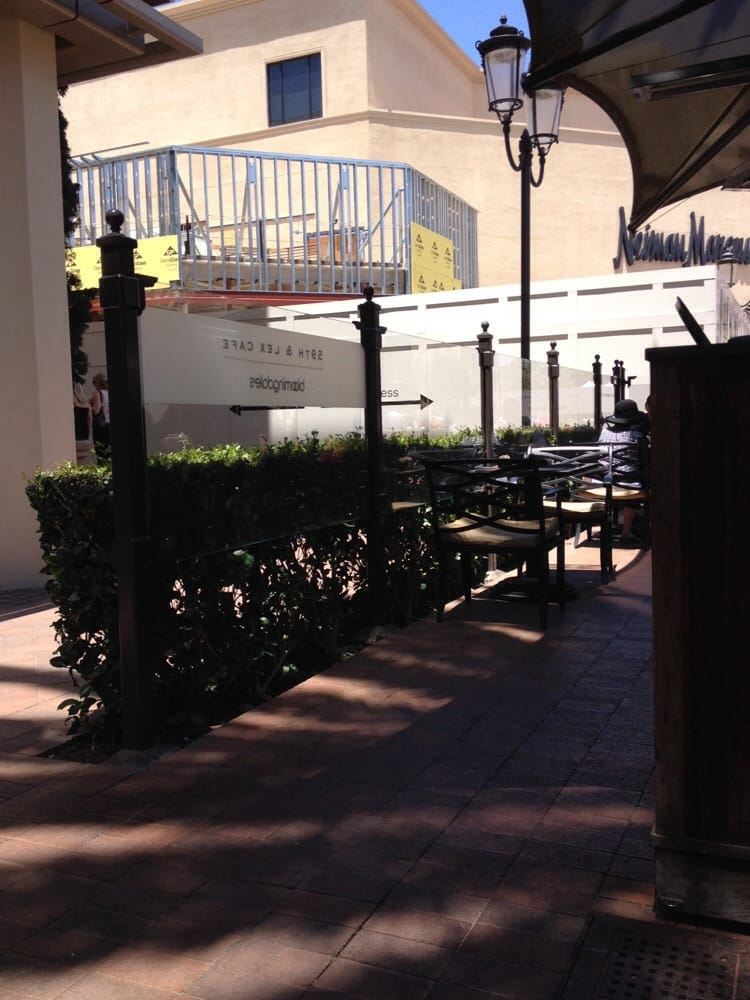 Th Lex Cafe Newport Beach Ca