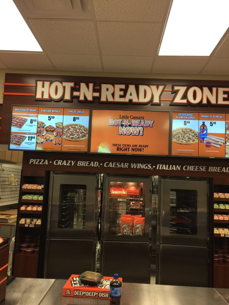 View the menu for Little Caesars Pizza and restaurants in Albuquerque, NM. See restaurant menus, reviews, hours, photos, maps and directions.5/5(1).