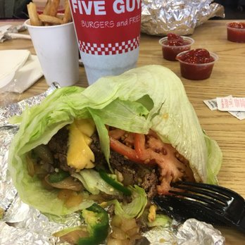 Five guys hyannis