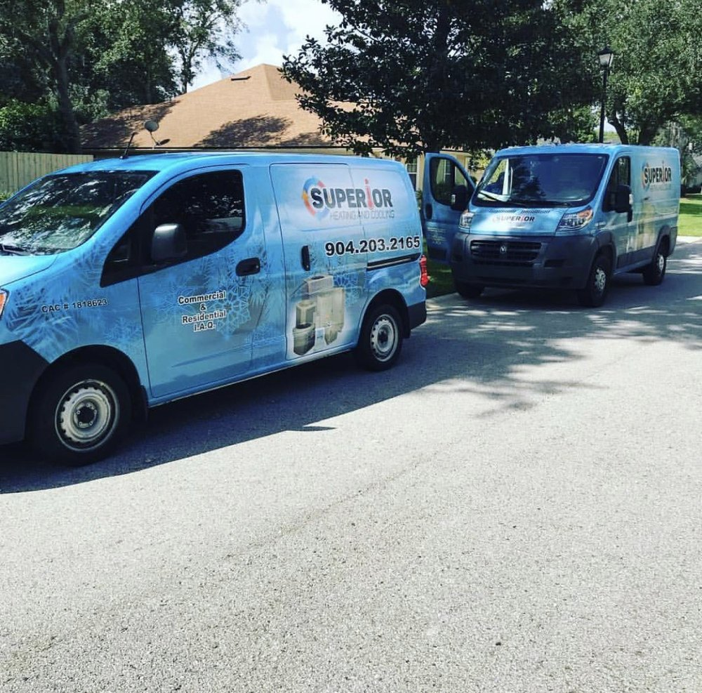 Superior Heating and Cooling of NE FL: Middleburg, FL