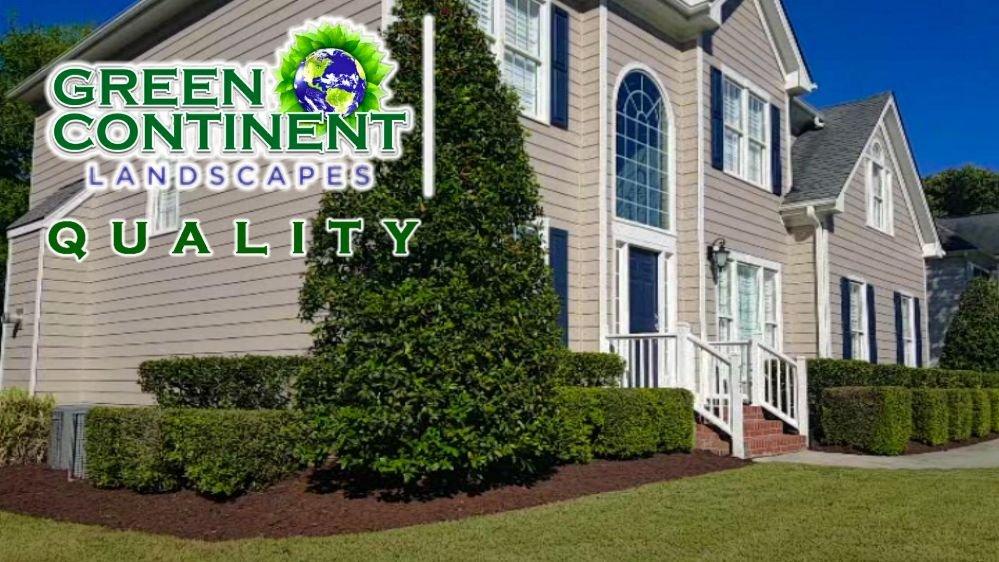 Green Continent Landscapes: Castle Hayne, NC